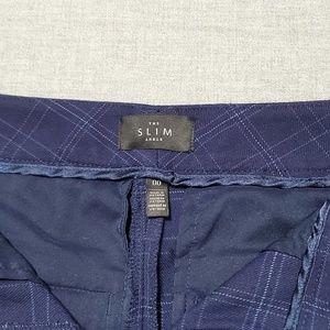 White House Black Market Pants - WHBM Blue Slacks